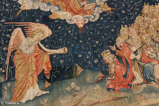 Qui était Louis Ier d'Anjou, sous l'ordre duquel a été réalisée la Tapisserie de l'Apocalypse ?